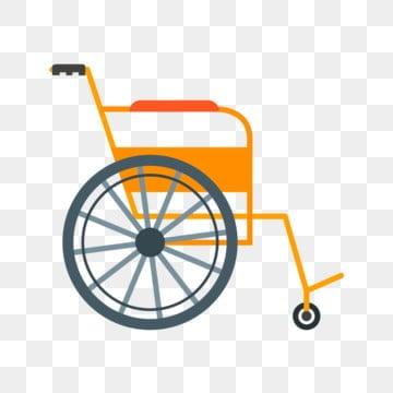 Icone De La Chaise Roulante Flat Multi CouleurPresident Handicap Les PNG Et Vecteur