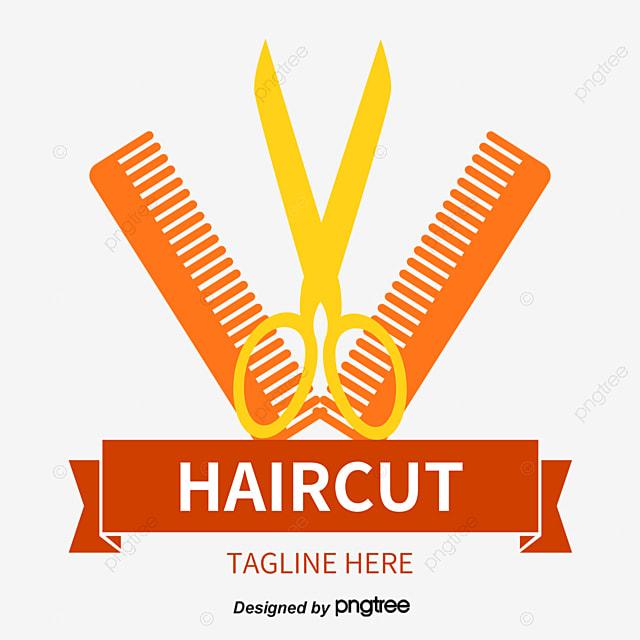Hair Cutting Scissors Cartoon 72