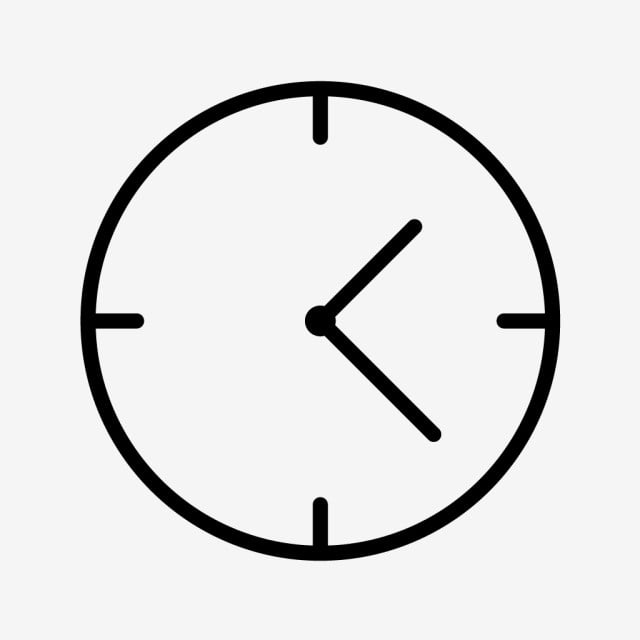 Vector Clock Icon, Alarm, Bell, Clock PNG and Vector with