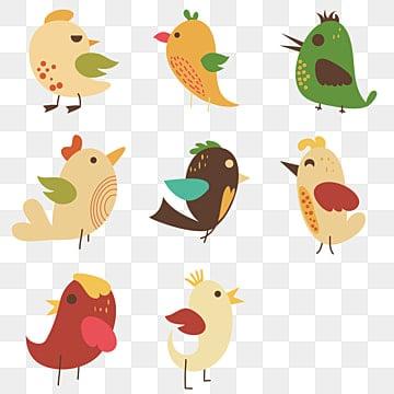 Perch Bird Clipart Set - Download Free Vectors, Clipart Graphics & Vector  Art