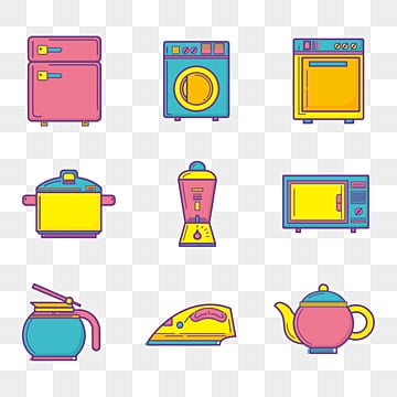 Appliance Icon Png Images Vector And Psd Files Free