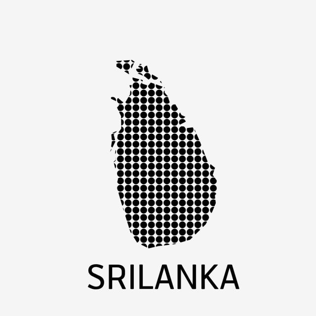 Sri Lanka Map Icon Sri Lanka Map World Png And Vector For Free