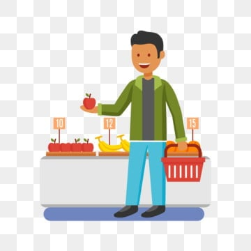 People Buying Stock Illustrations, Cliparts And Royalty Free People Buying  Vectors