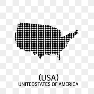 America Map Png, Vectors, PSD, and Clipart for Free Download | Pngtree