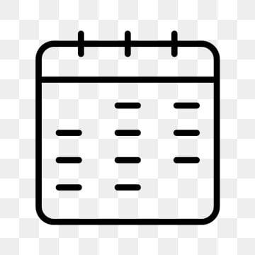 Calendario Icona.Icona Del Calendario Immagini Png Vettori E File Psd