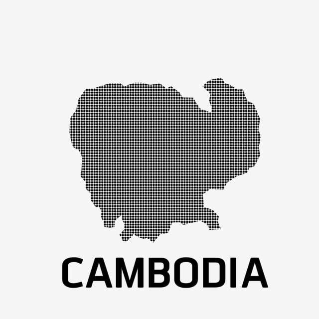 Cambodia Map Cambodia Map World Png And Vector For Free Download