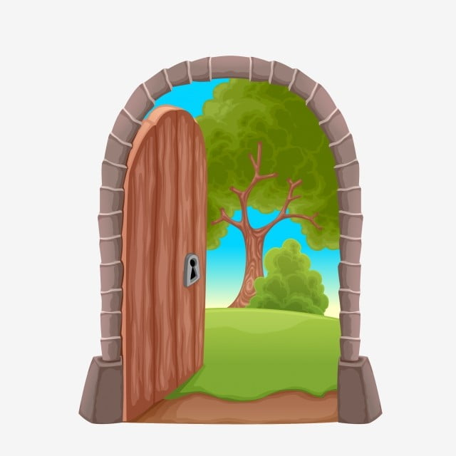 cartoon door png  vector  psd  and clipart with