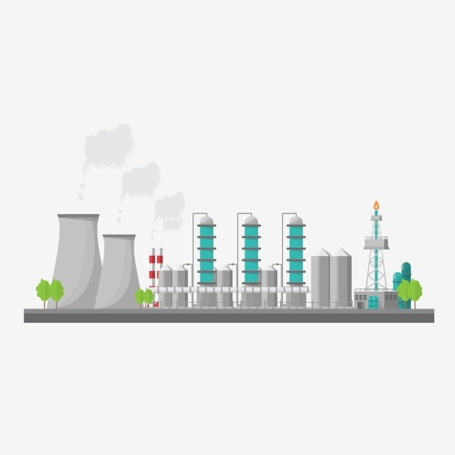 chemical plant png  vector  psd  and clipart with