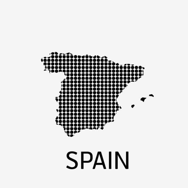 Map Of Spain Download Free.Spain Map Spain Map World Png And Vector For Free Download