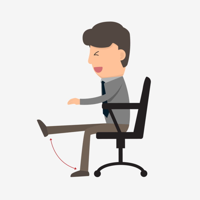 Stretching Leg Posture Motion Soothing Soothing Exercise Cartoon Cartoon Business Person Png And Vector With Transparent Background For Free Download
