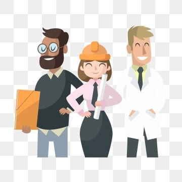 Career Cartoon Png Images Vector And Psd Files Free Download On Pngtree