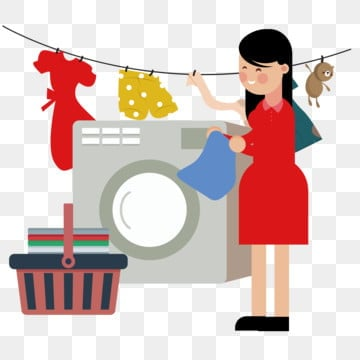 Little Boy Drying Clothes, Dry Clothes, Little Boy, Diligent PNG  Transparent Clipart Image and PSD File for Free Download