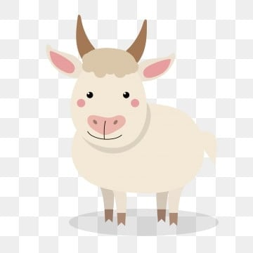 Goat Cartoon Png Images Vector And Psd Files Free Download On Pngtree