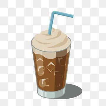 Iced Coffee Png Vector Psd And Clipart With Transparent