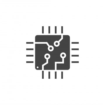 Circuit Chip Png, Vector, PSD, and Clipart With Transparent