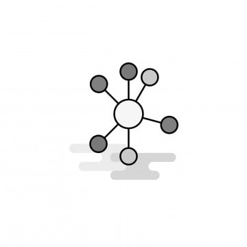 Network Diagram Application Icon