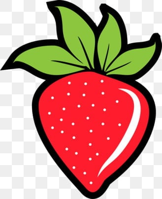 Strawberry Cartoon Png Images Vector And Psd Files Free Download On Pngtree