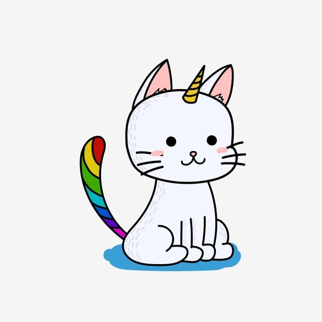 Unduh 93+  Gambar Kucing Ilustrasi Lucu HD