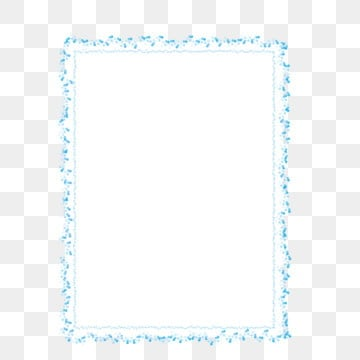 Blue Border Png Images Vector And Psd Files Free Download On Pngtree