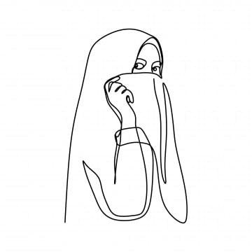 Hijab Gambar Png File Vektor Dan Psd Unduh Gratis Di Pngtree
