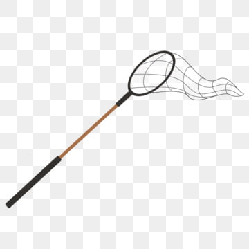 Fishing Net Icon, Outline Style Stock Illustration - Illustration of  handle, netting: 124254122