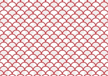 red  wave wavy background chinese style fish scale, Wave Pattern, Border Texture, Red Ocean Wave PNG and PSD
