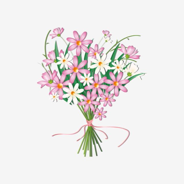 Mawar Kartun Bunga Bunga Buket Vas Buket Daun Bunga Adegan Bunga Png Dan Vektor Dengan Latar Belakang Transparan Untuk Unduh Gratis