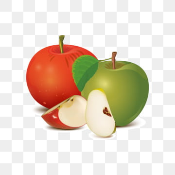 Apple Fruit PNG Images | Vector and PSD Files | Free