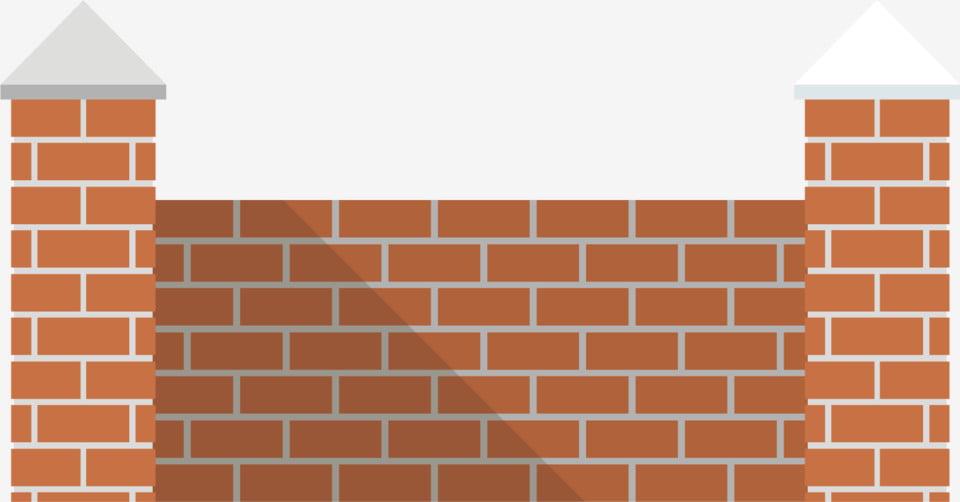 Cloture Dessin Anime Mur De Brique Illustration De Dessin Anime Clipart De Brique Dessin Anime Creatif Illustration Png Et Vecteur Pour Telechargement Gratuit