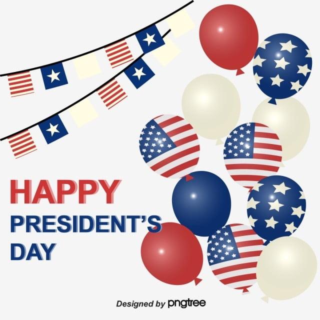 flattened american presidents japanese flag to celebrate colorful flag balloon illustration elements