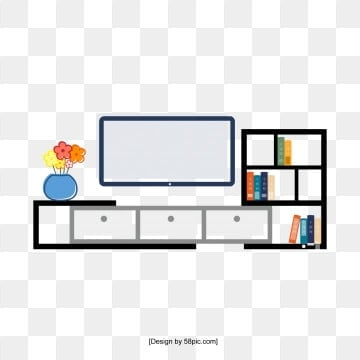 Tv Cabinet Png Images Vector And Psd Files Free
