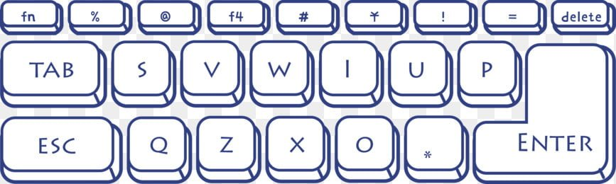 Cartoon Keyboard Png Images Vector And Psd Files Free Download On Pngtree