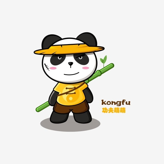 Kung Fu Panda Png Vector Psd And Clipart With Transparent Background For Free Download Pngtree