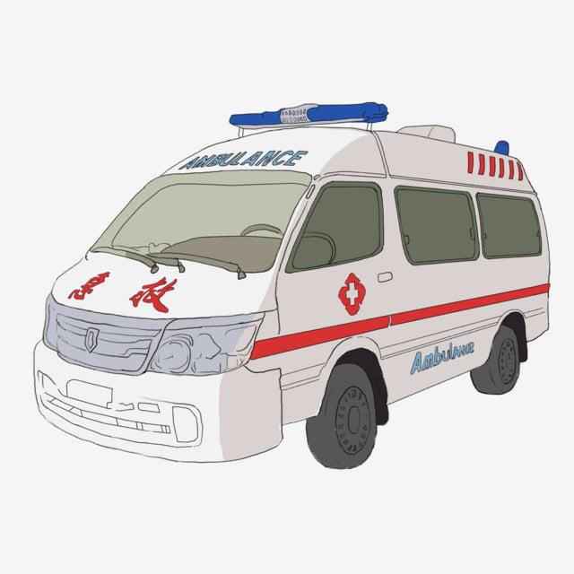 Картинки с машиной скорой помощи мультяшные