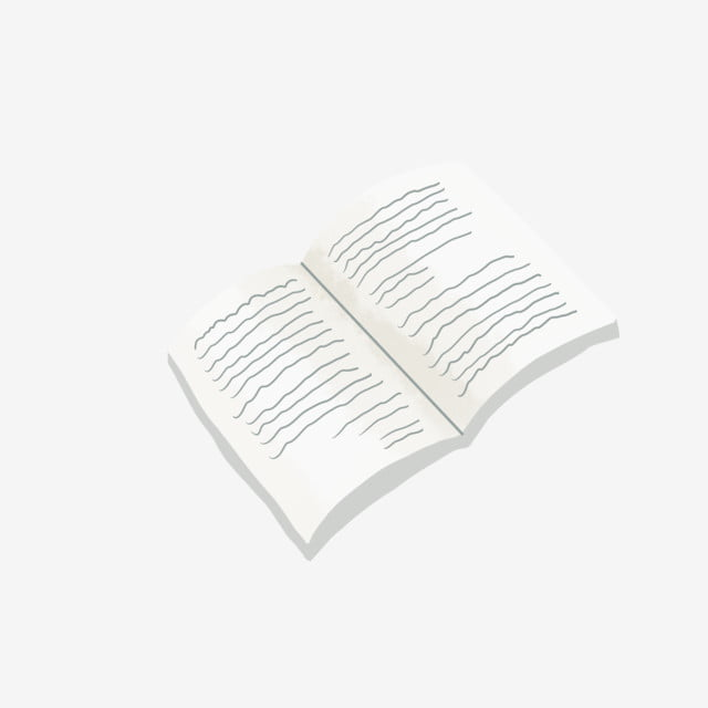 cartoon simple open book with commercial elements  cartoon  simple  book png transparent clipart