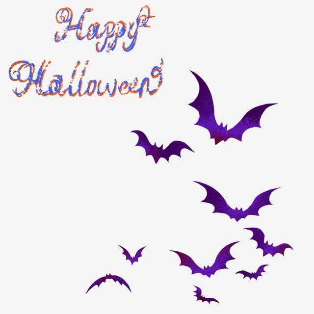 Thriller Carnival Feast Bat Creative Font Design Ghost Smoke Grant