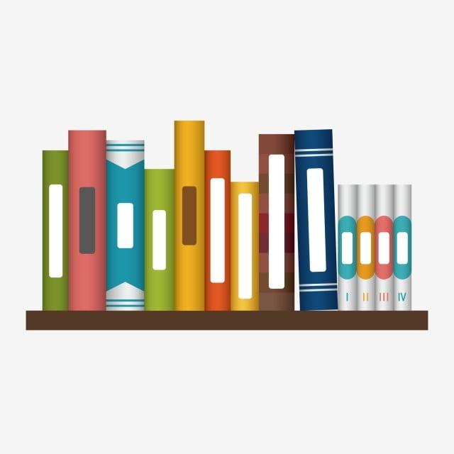 Картинки книги для детей на полке