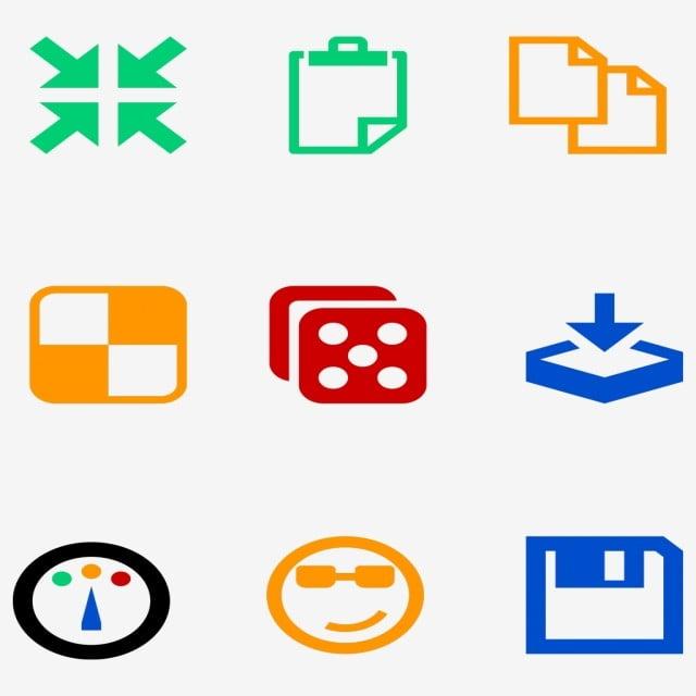 Nine Ui Mobile Phone Use Icon Material, Ui, Icon, Icon