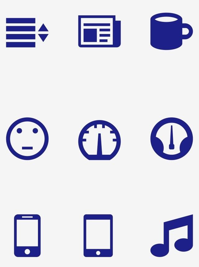 Nine Web Ui Mobile Phone Ai Icon Material, Icon, Ui Icon