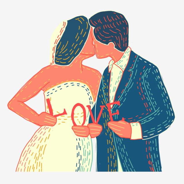 67 Koleksi Gambar Kartun Romantis Yang Mudah Digambar Gratis Terbaik