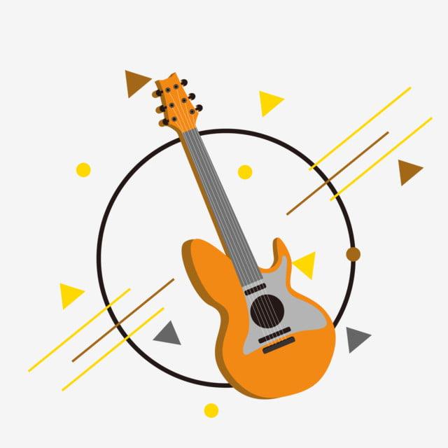 festival de musique simple instrument d u00e9coration guitare