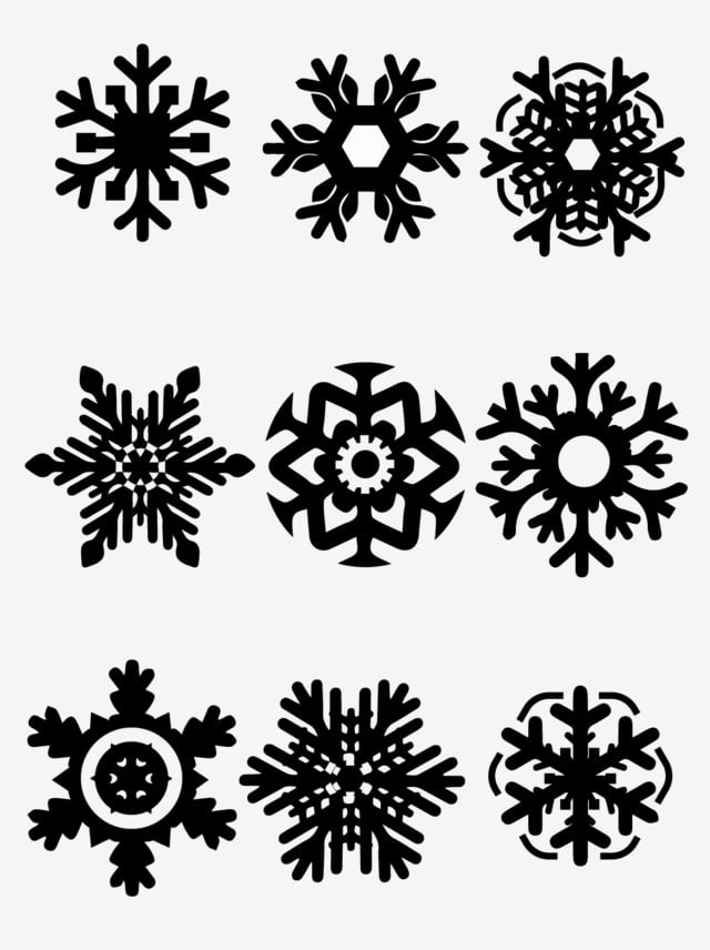 Snowflake Silhouette Black And White Set Illustration Ai Material Snowflake Silhouette Black And White Set Illustration Ai Material 03 Snowflake Silhouette Png And Vector With Transparent Background For Free Download Snowflake silhouette png collections download alot of images for snowflake silhouette download free with high quality for designers. snowflake silhouette black and white