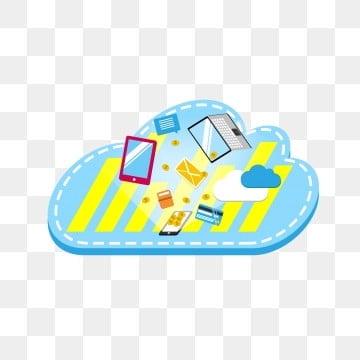 computerburo umschlag der geschaftsstelle wolke bewegliches bankkartengeld geschaftsstelle cloud computing computer umschlag mobiltelefon bankkarte