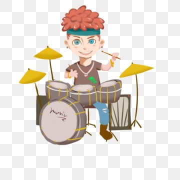 Drummer Png Vector Psd And Clipart With Transparent Background