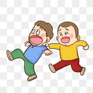 Dos Niños Imágenes Png Vectores Y Archivos Psd Descarga Gratuita