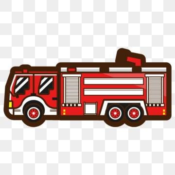 Camion Pompier Png Vecteurs Psd Et Icones Pour Telechargement