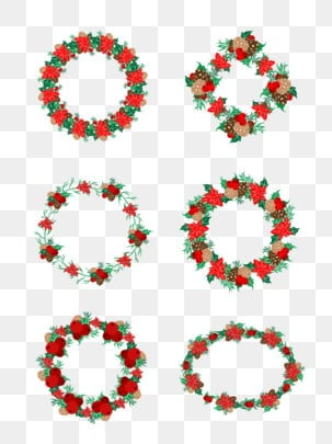 Christmas Garland Png Images Vector And Psd Files Free Download