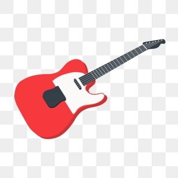 Guitarra Vermelha Png Images Vetores E Arquivos Psd Download
