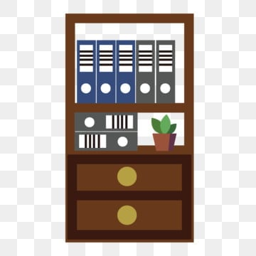 File Cabinet PNG Images | Vector and PSD Files | Free ...