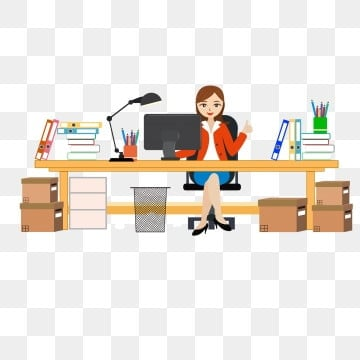Office Clipart Png Images Vector And Psd Files Free Download On Pngtree